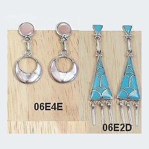 Stylish Native American Post Earrings